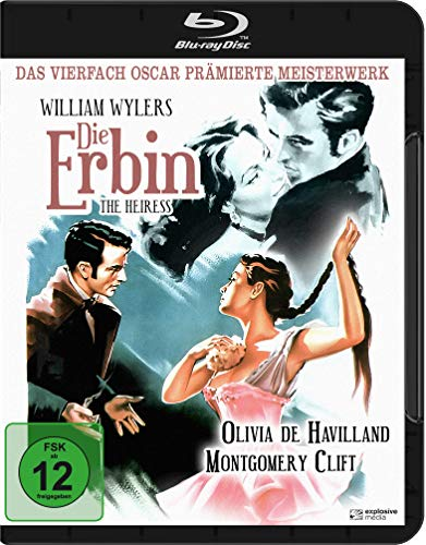 Die Erbin - The Heiress [Blu-ray]