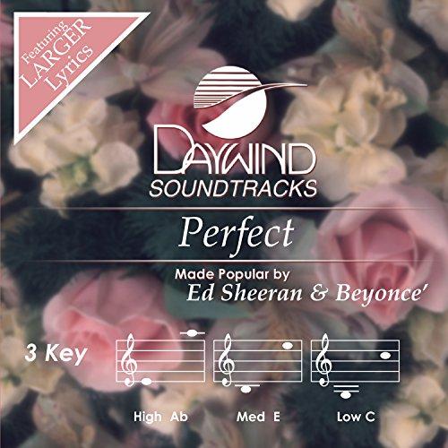 Perfect [Accompaniment/Performance Track]