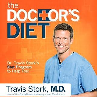 The Doctor's Diet audiobook cover art