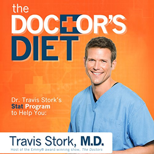 The Doctor's Diet audiobook cover art