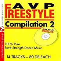 Vol. 2-Avp Records Freestyle Compilation: 100% Pur