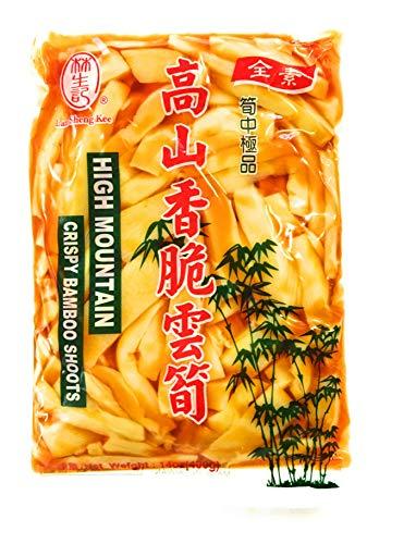 Moutain Crispy Bamboo Shoots 14 Oz(2 Pack)
