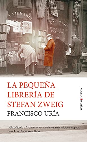 La pequeña librería de Stefan Zweig (Novela)