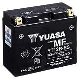 Batteria YUASA YT12B-BS (WC) AGM chiusa, 12V|10Ah|CCA: 210A (150x69x130mm) per Ducati 848 Streetfighter anno di costruzione 2011