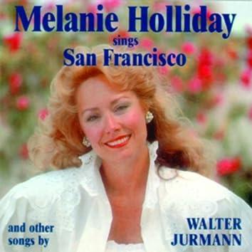 Melanie Holliday sings San Francisco