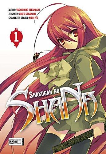 Shakugan no Shana 01