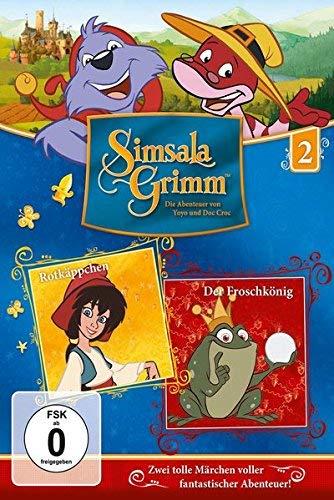 SimsalaGrimm 2 - Rotkäppchen / Der Froschkönig