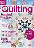 Magazine Love Patchwork & Quilting –22 Fabulous Projects-Easy Piecing For Fun Decor- December 2020: PDF Form (English Edition)