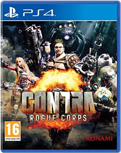 Contra: Rogue Corps - PlayStation 4 [Importación inglesa]