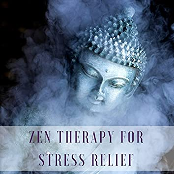 Zen Therapy for Stress Relief: Calming Sounds for Sleep, Reiki, Massage