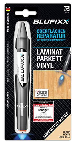 BLUFIXX Smart-Repair Spezial Set (Laminat) PW BUCHE DE