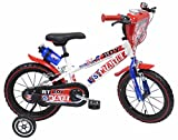 Denver 15118 - RT Boy Skate Bicicletta, 16 Pollici