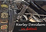 Harley Davidson in detail 2016: The most beautiful detailed pictures from the world of Harley Davidson (Calvendo Technology)