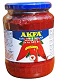 AKFA - PAPRIKAMARK MILD im Glas ohne Konservierungsstoffe - Tatli Biber Salcasi (700g)