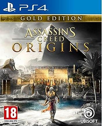 Assassins Creed Origins Gold Edt [Playstation 4]