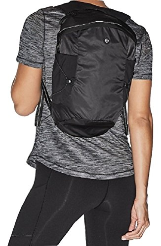 Lululemon Run All Day Backpack II (Black)