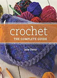 cover of Crochet the Complete Guide book