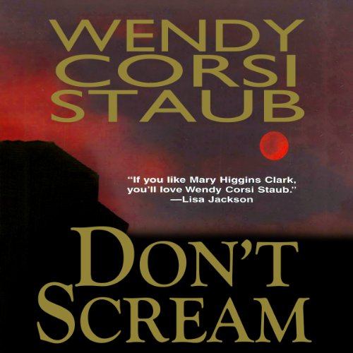 Don't Scream audiobook cover art