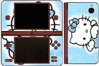 Hello Kitty Blue Game Skin for Nintendo DSi XL Console