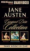 Jane Austen Compact Disc Collection: Persuasion/Pride and Prejudice/Emma