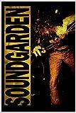 Close Up Soundgarden Poster Louder Than Love (93x62 cm)