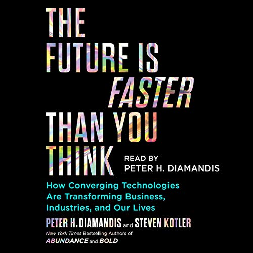 Couverture de The Future Is Faster Than You Think