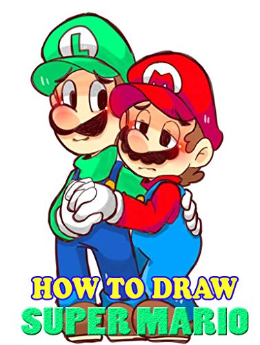 cute mario characters drawings