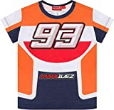 Repsol Camiseta Infantil Marc Marquez Dual - Azul 6/7 años