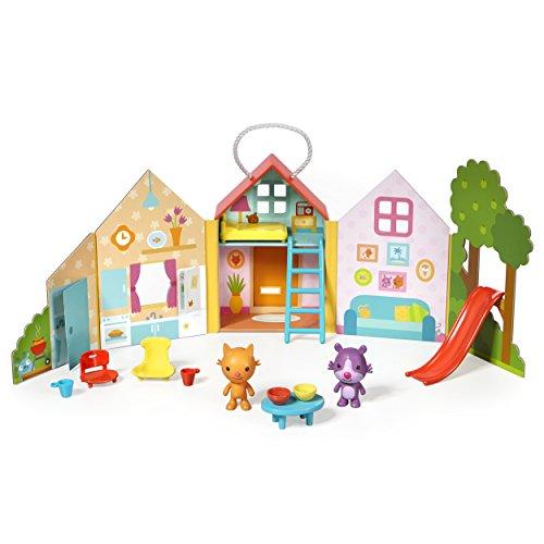 SAGO mini Jinja'S House-Casita Portátil, Multicolor, Talla Única (Spin Master 6041226)