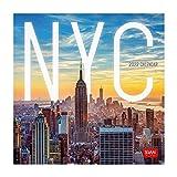 Legami - Calendario da Parete 2022, 18x18cm, New York