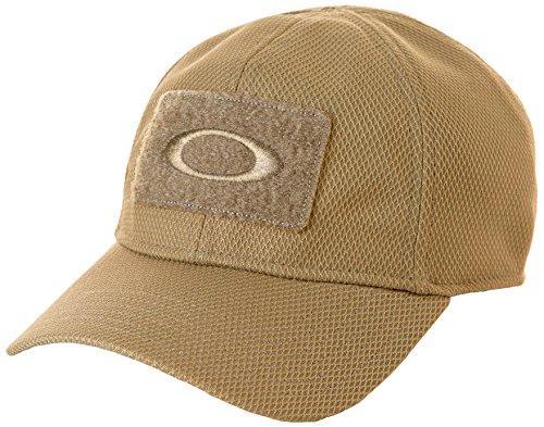 Oakley mens Si Cap Hat, Coyote, Large-X-Large US