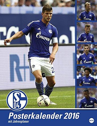 Schalke 04 Posterkalender 2016