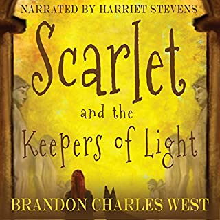 Scarlet and the Keepers of Light cover art