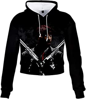 Boys Girls Hooded Sweatshirts Girls Letter Blouse Hoodies Tops