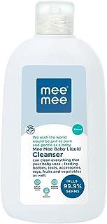 Mee Mee Mild Baby Multi Purpose Liquid Cleanser, 300 ml