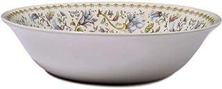 Claytan Felicity 1pc Multicolor Round Earthenware