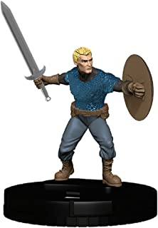 Marvel Heroclix The Mighty Thor #006 Captain America complete with Card