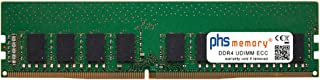 PHS-memory 16GB RAM módulo para Gigabyte GA-Z270X-GAMING K5 DDR4 UDIMM ECC 2133MHz
