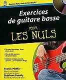 Exercices de guitare basse Pour les Nuls