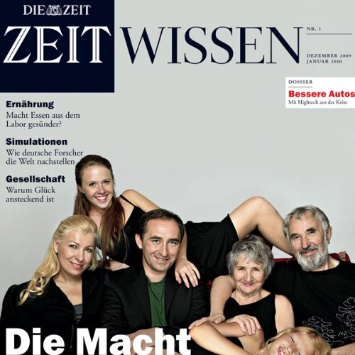 ZeitWissen: Dezember 2009 Titelbild