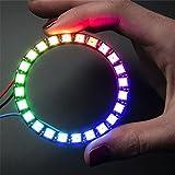NeoPixel LED-Ring mit 24 x WS2812 5050 RGB-LEDs
