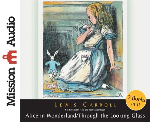 『Alice in Wonderland and Through The Looking Glass』のカバーアート