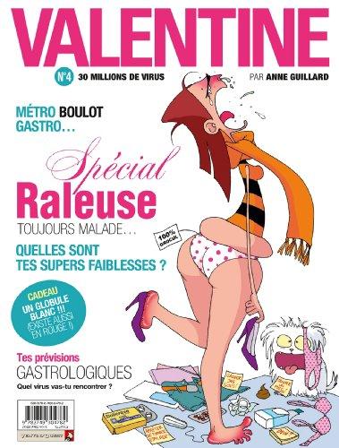 Valentine - Tome 04: 30 millions de virus