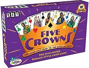 Best crown 5 card game Reviews