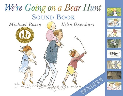 going on a bear hunt board book - 8
