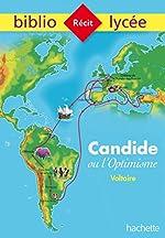 Bibliolycée - Candide, Voltaire de Voltaire
