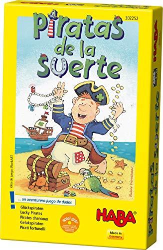 Haba - Piratas de la Suerte - ESP (302252)