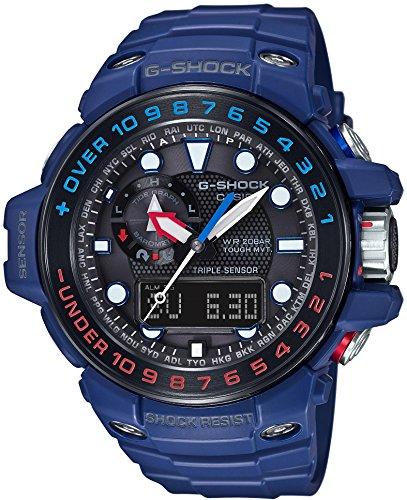 Casio G-Shock Master Of G Gulfmaster Gwn-1000H-2Ajf Nero
