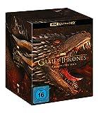 Game Of Thrones - TV Box Set (4K Ultra HD) [Blu-ray]