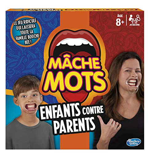 Hasbro Mche-Mots - Jeu de Societe Mche-Mots...